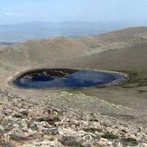 Göllü dağ, Gollu Dag or Göllü Dağ
