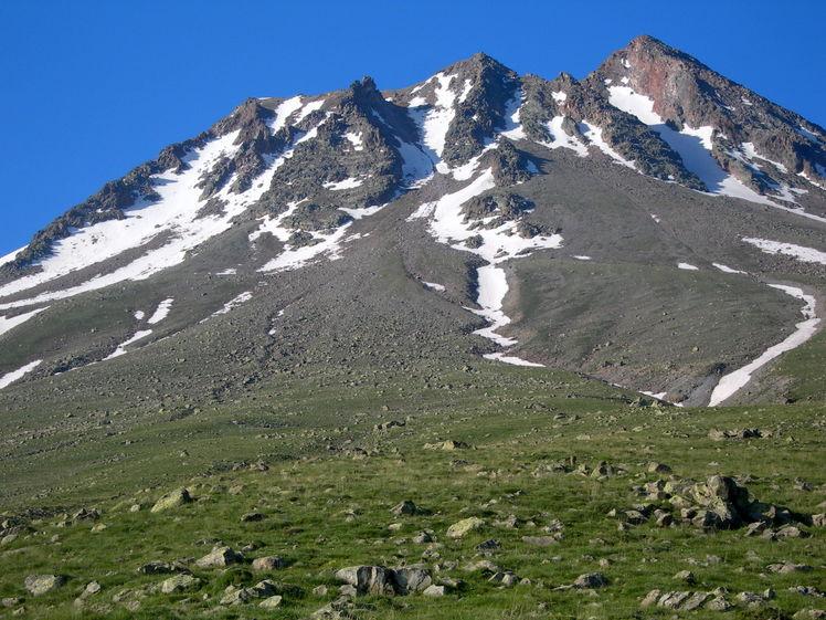 Hasan dağı, Mount Hasan