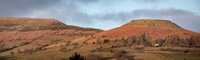 Pen Cerrig-Calch Panorama photo