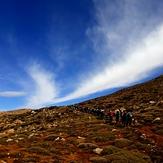 Mount Barm Firooz, Dena