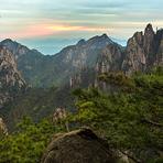 Huangshan Mountain, Mount Huang or Huangshan (黄山)