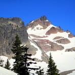 Gilbert Peak, Goat Rocks