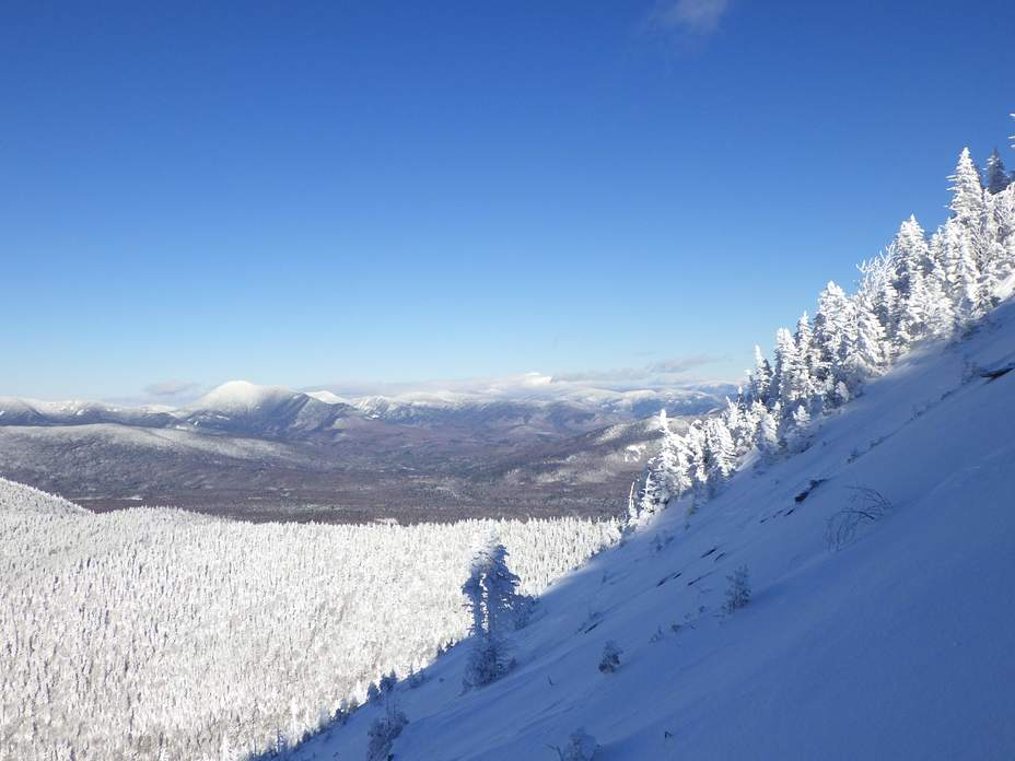 Mount Tripyramid (New Hampshire) weather
