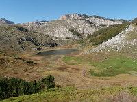 Veliko jezero na Treskavici/Great lake on Treskavica photo