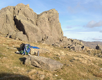 Summit Coffee Break, Harter Fell (Eskdale) photo