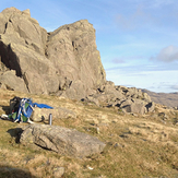 Summit Coffee Break, Harter Fell (Eskdale)