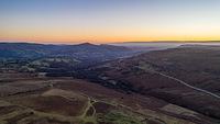 Sugar Loaf sunrise, Sugar Loaf Mountain (Wales) photo
