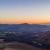 Sugar Loaf sunrise, Sugar Loaf Mountain (Wales)