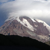 Kazbek dağı, Kazbek or Kasbek