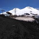 Elbrus dağı.