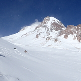 Winter Kazbek, Kazbek or Kasbek