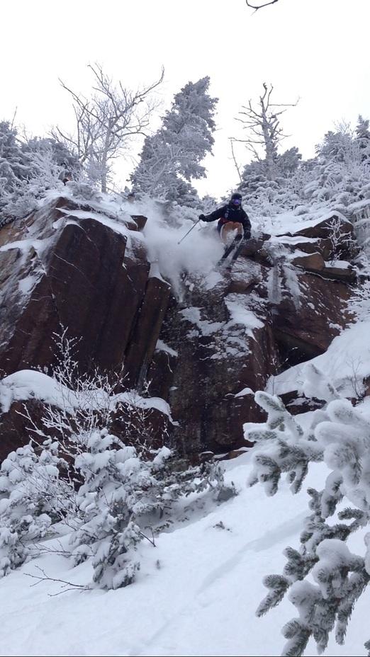 Bear Gut, Cannon Mountain (New Hampshire)