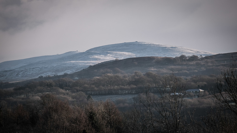 Garreg Lwyd (Black Mountain) weather