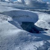 Black Mountains panorama, Picws Du