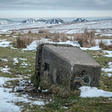 No way for a trig point to end up..., Craig yr Allt