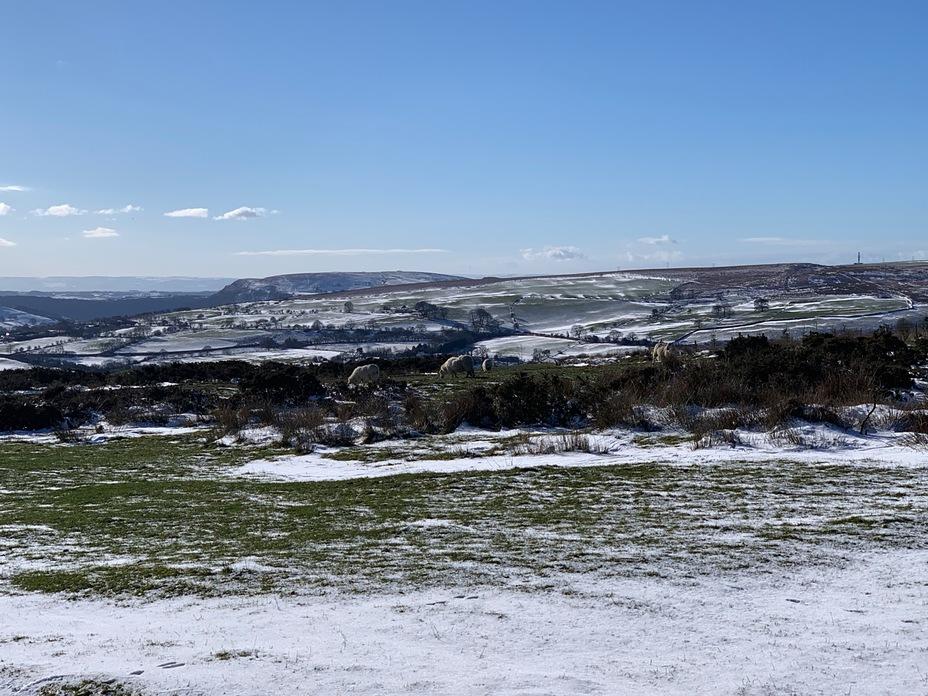 "Garth Mountain - ""North Face"", Garth Mountain, Mynydd y Garth"