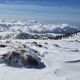 Baldy Summit, Mount Baldy (San Gabriel Range)