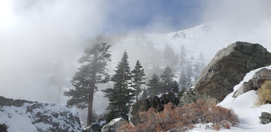 Baldy Bowl, Mount Baldy (San Gabriel Range)