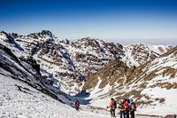 winter toubkal climb photo