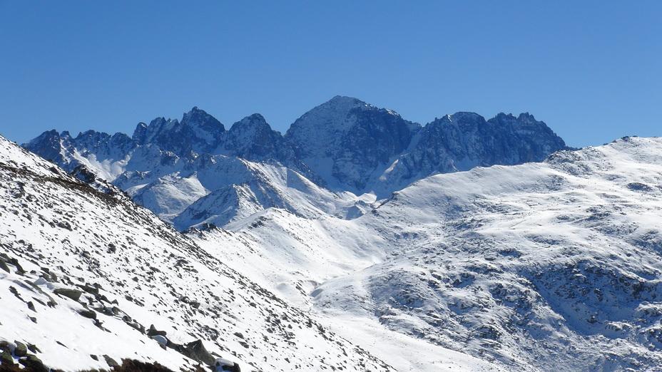 kaçkar dağına bakış, Kaçkar Dağı or Kackar-Dagi