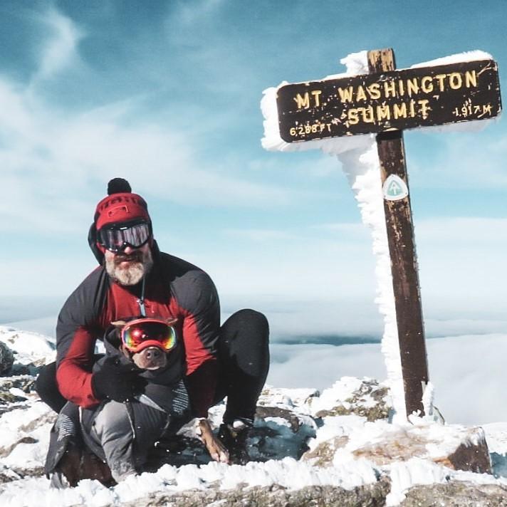 @thebullhikes summit., Mount Washington (New Hampshire)