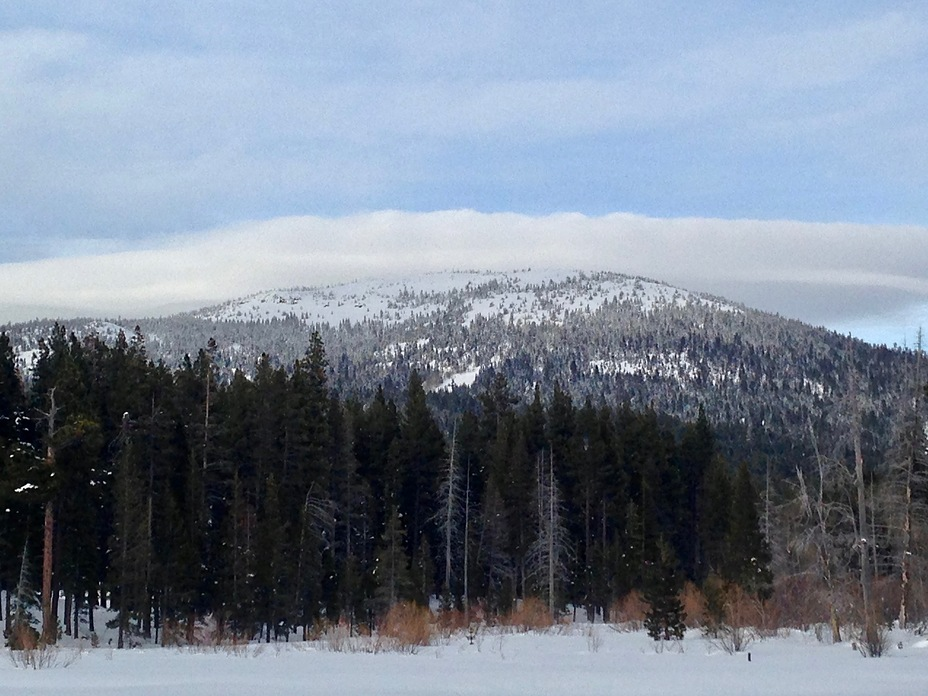 Mount Baldy (Nevada) weather