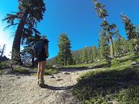 Rubicon Peak Trailhead photo