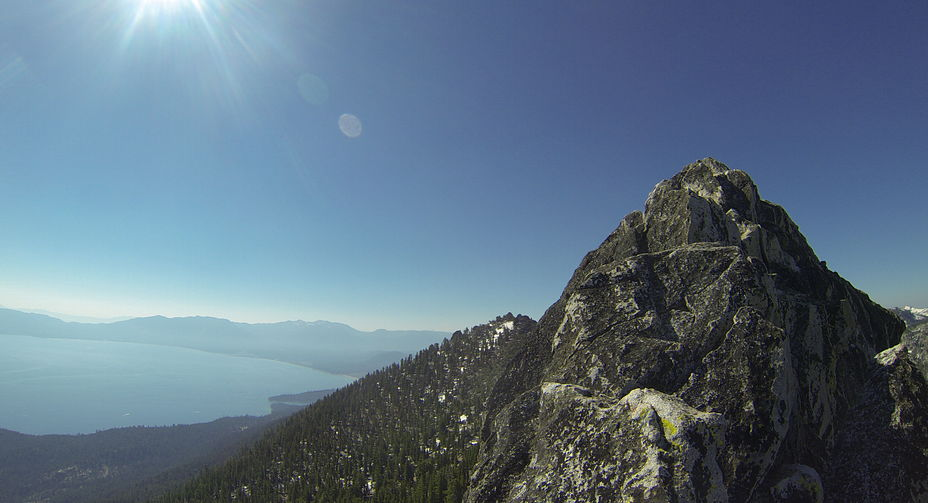 Summit Block, Rubicon Peak