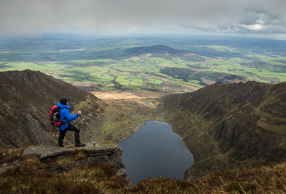 Coumshinaun, Comeragh Mountains