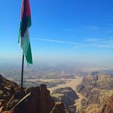 Flag, Jabal Umm ad Dami