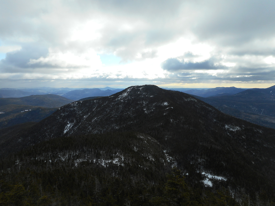 East Peak Mount Osceola weather