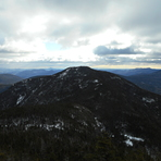 East Osceola, Sandwich Range, White Mountains, NH, East Peak Mount Osceola