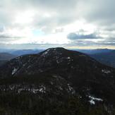 East Osceola, Sandwich Range, White Mountains, NH, East Peak Mount Osceola