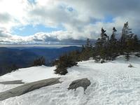 Mount Osceola, Sandwich Range, White Mountains, NH photo