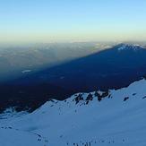Avalanche gulch, Mount Shasta