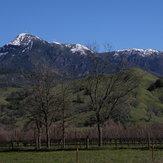 Mount Saint Helena