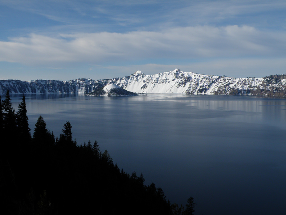 Crater Lake weather