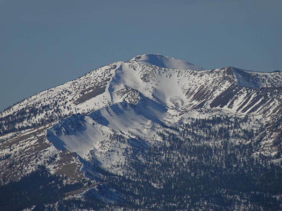 Mount Eddy weather