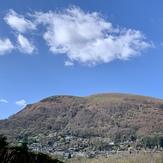 Garth Mountain, Mynydd y Garth