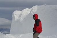 Face of Winter, Chorna Gora photo