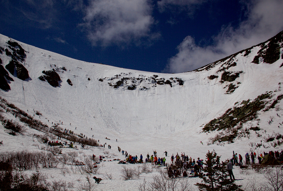 Tuckerman Ravine weather