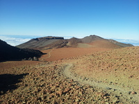 View of the Pico Viejo, Pico Vejo photo