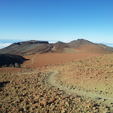 View of the Pico Viejo, Pico Vejo