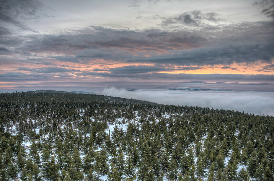 Smrk (Jizera Mountains) weather