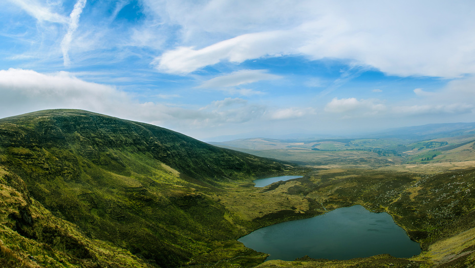 Sgilloge/Nire Lakes, Comeragh Mountains