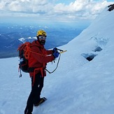 Mircea,s adventure, Mount Hood