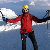 Mircea Murariu, Mount Hood