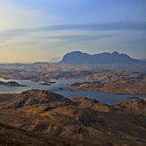 Suilven from Stac Pollaidh