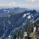 Southwest view from Silver Star Mtn