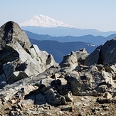 Mt. Saint Helen's as seen from Silver Star mtn, Silver Star Mountain (Skamania County, Washington)